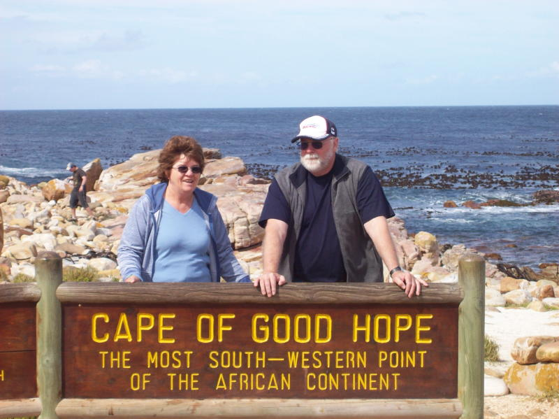 Cape Peninsula, Cape of Good Hope